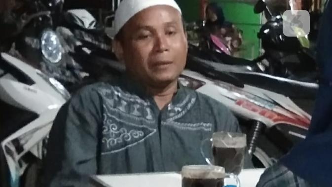 Rahmadi, ketua RT 05 RW 16 Kelurahan Tanjungmas Semarang. (foto: Liputan6.com/erlinda puspita wardhani/edhie prayitno ige)