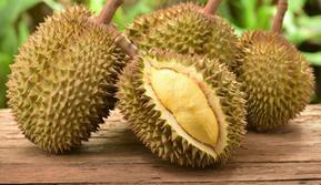 Buah Durian. (Taveesak Srisomthavil/Shutterstock)