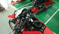 Cek Throttle Gas dan Tuas Handle Kopling sebelum melakukan offroad (PT Astra Honda Motor)