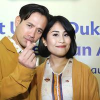 Tara Budiman dan Gya Sadiqah (Bambang E Ros/Fimela.com)