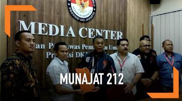 Tim Kampanye Jokowi-Ma'ruf Amin laporkan Ketua MPR Zuklifli Hasan ke Bawaslu terkait orasinya di acara munjat 212.