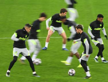 Atletico Madrid Bersiap Hadapi Chelsea di Liga Champions