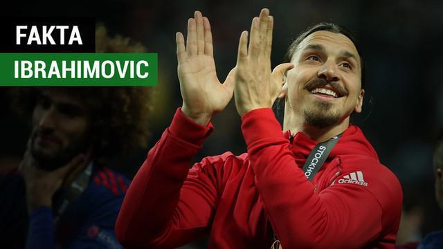Berita video fakta-fakta menarik striker Manchester United, Zlatan Ibrahimovic, mulai dari gol hingga taekwondo.