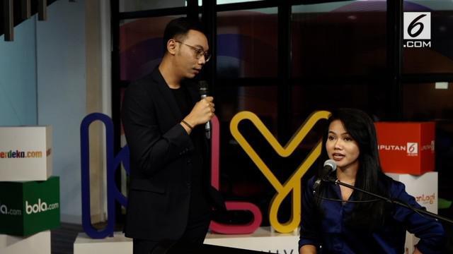 Yura Yunita membocorkan kisah haru dibalik album Merakit.