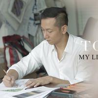 Desainer Toton Januar yang mendunia lewat label Toton The Label, menceritakan lika-liku perjalanan hidupnya hingga menjadi perancang busana kenamaan.