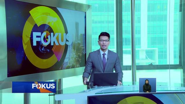 Fokus edisi (10/3) menyajikan topik berita sebagai berikut, Harga Cabai Rawit Kian Pedas, Mantan Atlet Voli Ganti Status Kelamin, Sungai Bak Daratan Sampah.
