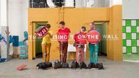The Writing's On The Wall sendiri merupakan salah satu lagu Ok Go yang ada di dalam album Hungry Ghosts.