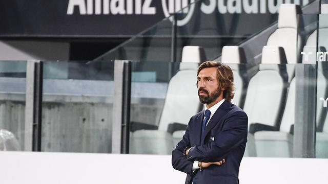 FOTO: Juventus Bantai Sampdoria 3-0, Debut Manis Andrea Pirlo di Serie A
