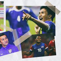 Pesepak Bola Asia Tenggara (Bola.com/Adreanus Titus)