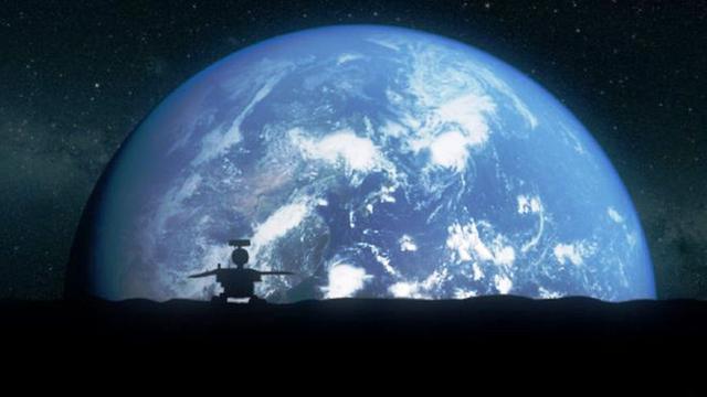 Robot penjelajah Yutu bertugas mengeksplorasi Bulan
