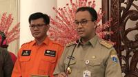 Gubernur DKI Anies Baswedan. (Liputan6.com/Ratu Annisaa Suryasumirat)