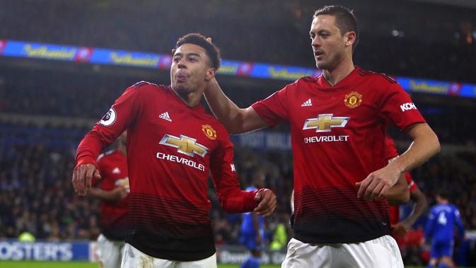 Berita Bola Foto Solskjaer Debut Manchester United Pesta Gol Di