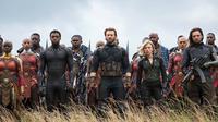 Avengers: Infinity War. (Marvel Studios)