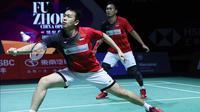 Ganda putra Indonesia, Mohammad Ahsan/Hendra Setiawan. (dok. PBSI)