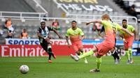 Gelandang Manchester City, Kevin De Bruyne (SHAUN BOTTERILL / POOL / AFP)
