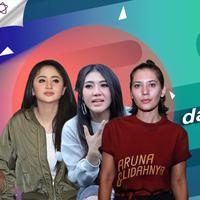 Seperti Via Vallen, deretan artis ini juga alami pelecehan seksual. (Foto: Deki Prayoga/Adrian Putra/Bambang E. Ros/Bintang.com Desain: Nurman Abdul Hakim/Bintang.com)