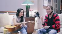 Tissa Biani dan Dul Jaelani (Youtube/Dul Jaelani)