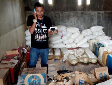 Polres Gorontalo Gagalkan Penyelundupan 1,5 Ton Cap Tikus