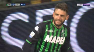 Berita video highlights Serie A 2018-2019 antara AS Roma melawan Sassuolo yang berakhir dengan skor 0-0 di Mapei Stadium, Sabtu (18/5/2019).
