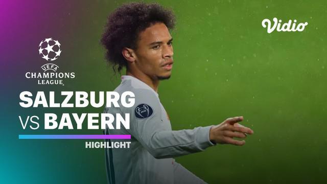 Berita video, Bayern Munchen kalahkan RB Salzburg di matchday 3 Liga Champions