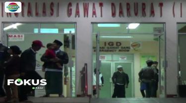 Diduga kecewa lantaran tak jadi dipinjamkan uang untuk pernikahan sang anak, wanita di Cisarua Bogor, terlibat perkelahian dengan seorang pria hingga saling tusuk.