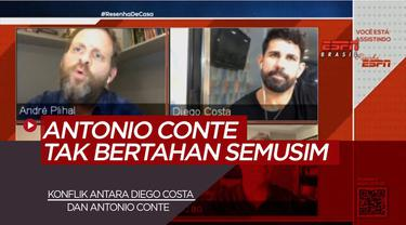 Berita Tentang Diego Costa penyerang dari Atletico Madrid yang mengatakan bahwa Antonio Conte harus merubah sikapnya