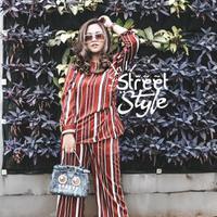 Street style Rachel Vennya. (Instagram/rachelvennya)
