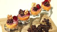 Fruity Canape With Walnut (Liputan6.com)