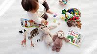 Simak cara yang dianjurkan untuk membersihkan mainan anak agar terbebas dari virus corona.