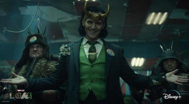 Loki. (Marvel Studios via Instagram/ officialloki)