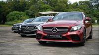 Mercedes-Benz hadirkan 2 model C-Class terbaru yang dirakit secara lokal di kawasan Bogor.