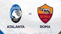 Liga Italia: Atalanta Vs Roma. (Bola.com/Dody Iryawan)