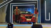 Peluncuran Datsun GO CVT (Herdi/Liputan6.com)