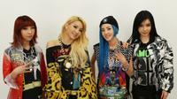 2NE1 kembali mengejutkan penggemar dengan karya terbaru yang akan diluncurkan dalam waktu dekat.
