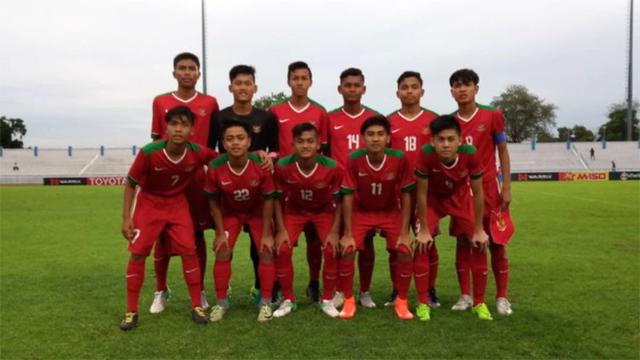 Gagal di Piala AFF, Timnas Indonesia U16 Akan Dirombak  Indonesia Bola.com