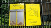 Kampanye jalanan bersih dilangsungkan di London.