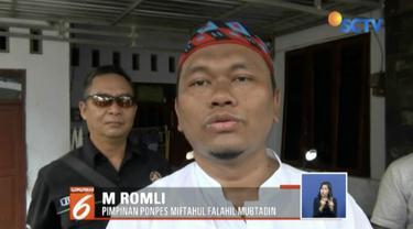 Sebelum isu warga Ponorogo hijrah ke Malang, seorang warga Ponorogo mengaku mendapat pesan akan kiamat dari mimpi.