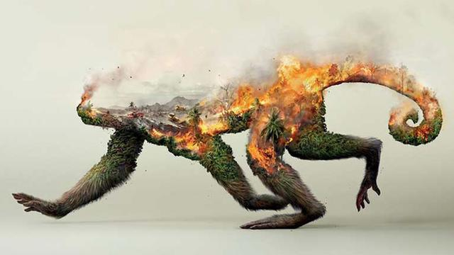 Poster Mengagumkan Ini Sentil Warga Untuk Lindungi Alam Citizen6