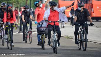 Sepeda Bakal Gantikan Motor dan Mobil di Jakarta, Mulai Kapan?