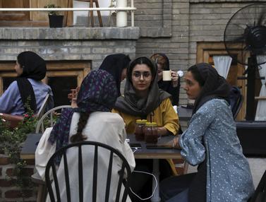 Begini Potret Kehidupan Wanita Teheran