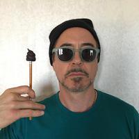 Robert Downey Jr. masuk ke salah satu rumah tetangganya tanpa izin dan tertidur di sana. (instagram/robertdowneyjr)