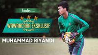 Wawancara Eksklusif Muhammad Riyandi (Bola.com/Adreanus TItus)