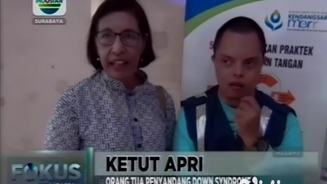 Masyarakat Surabaya untuk tetap waspada dan tidak panik terhadap virus corona yang semakin meluas. Dan adanya antisipasi virus corona bagi penyandang down syndrome.