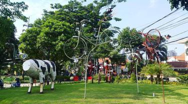 5 Wisata Taman di Surabaya Paling Hits, Jangan Sampai Kelewatan