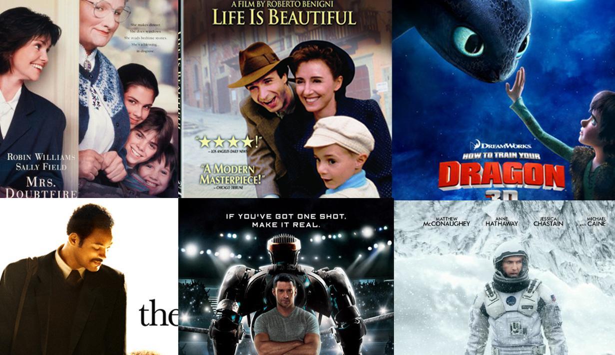 Sudah banyak film yang mengangkat tema tentang perjuangan seorang ayah. Berikut ini ada 6 film tentang ayah yang perlu kamu tonton.