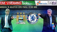 Manchester City vs Chelsea (Bola.com/Samsul Hadi)