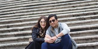 Andre Taulany dan Erin (Instagram/erintaulany)