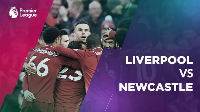 Berita video statistik Liverpool bertahan di peringkat teratas klasemen Premier League setelah menghajar Newcastle United 4-0 pada laga Boxing day di Anfield, Rabu (26/12/2018).