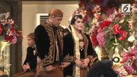 Pernikahan Kahiyang Ayu dan Bobby Nasution. (Liputan6.com)