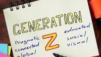 Ilustrasi Generasi Z (iStockphoto)